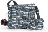 Kipling Moy Creativity S Duo - Schoudertas - City Night