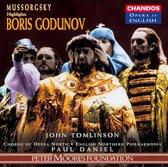 Mussorgsky: Boris Godunov Highlights / Daniel, Tomlinson et al