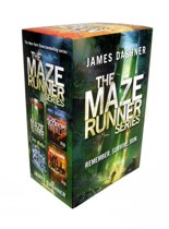 Omslag van 'The Maze Runner boxset (1-3 and The Kill Order)'