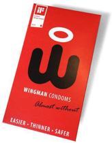 Wingman Flat Pack - 2 stuks - Condooms