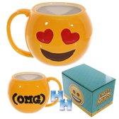 Emoji - Emoticon - Smiley - Beker - Mok -