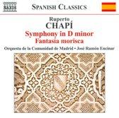 Chapi: Symphony In D Minor
