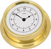 Talamex serie 125 messing / Thermo-hygrometer