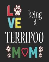 Love Being a Terripoo Mom