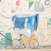Jasmin dubbele fietstas