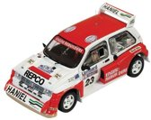 MG Metro 6R4 #23 RAC Rally 1986 - 1:43 - IXO Models