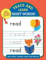 Trace and Learn: Sight Words!