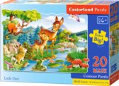 Little Deers puzzel 20 maxi stukjes