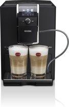 Nivona CafeRomatica 841 Vrijstaand Volledig automatisch Koffiepadmachine 1.8l Zwart, Chroom