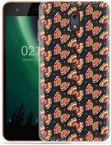 Nokia 2 Hoesje Butterflies