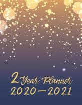 2 Year Planner 2020-2021
