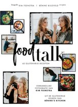 Omslag van 'Food talk'