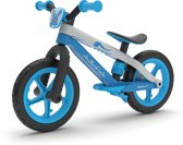 NIEUW - Chillafish BMXie 2, loopfiets met voetensteuntje en geïntegreerde voetrem, voor kinderen van 2 tot 5 jaar,Blauw