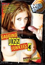 Gagging Jizz Junkies 4