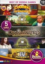 Best of Denda Games 12 - 5 PACK - Windows