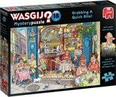 Wasgij Mystery 18 Grabbing A Quick Bite! - Legpuzzel 1000 Stukjes