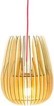Bomerango Halley - Lampenkap - Small - Ø25 cm - naturel - losse lampenkap