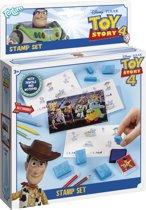 Toy Story 4 stempel set