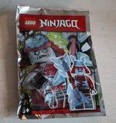 Lego Ninjago minifigure Samurai (polybag)