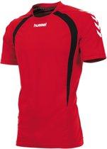 Hummel Team KM - Voetbalshirt - Jongens - Maat 116 - Rood