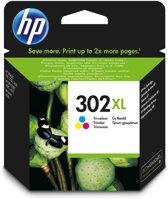 HP 302XL - Inktcartridge / Zwart / Hoge Capaciteit