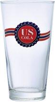 Durobor US Cola Longdrinkglas - 0.31 l - 6 stuks