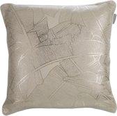 RM Banana Leaf cushion Natural 43x43