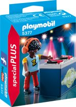 """PLAYMOBIL DJ """"Z"""" - 5377"""