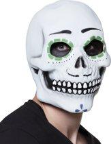 Latex Masker Señor Calavera