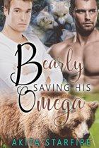 Bearly Saving His Omega