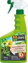Anti-Onkruid & Anti-Mos Totale Onkruidbestrijder Spray 750 ml