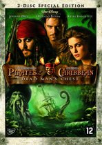 PIRATES 2: DEAD MAN'S CHEST 2 DISC NL