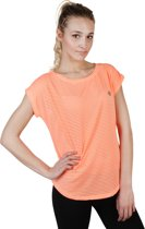 Dames T-shirt van Elle Sport - orange