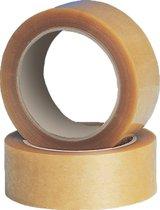 PVC verpakkingstape 6 stuks - 48 MM x 66 M