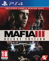 Mafia 3 - Deluxe Edition - PS4