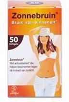 Parmalux Zonnebruin - 50 capsules - Voedingssupplement