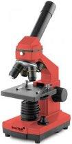 Levenhuk-microscoop Rainbow 2L PLUS Rood
