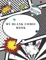 My Blank Comic Book