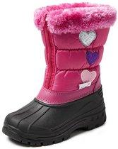 Gevavi Boots CW94 Roze Gevoerde Winterlaarzen Kids