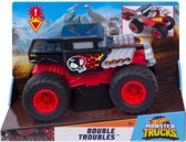 Hot Wheels Transformerende Monster Truck 1:24 Bone Shaker