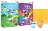 Osmo Coding Family 3-pack (Coding Awbie, Coding Jam, Coding Duo) - Interactief Speelgoed voor iPad & iPhone - Leren - Spelen (STEAM)