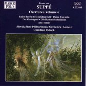 Suppe: Overtures Vol 6 / Pollack, Slovak State Philharmonic