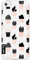 Casetastic Softcover Apple iPhone 5 / 5s / SE - Cactus Print