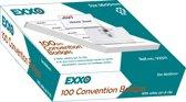 EXXO-HFP #92571-58*90mm Badges - Combi Clip - 1 Doos @ 100 Stuks