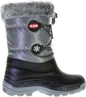 Olang Snowboots - Unisex - zwart/antraciet Maat 25-26