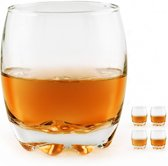 Chique Whiskyglazen (Set Van 4)