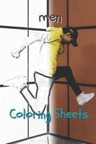 Man Coloring Sheets