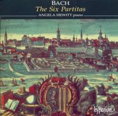 Bach: The Six Partitas / Angela Hewitt