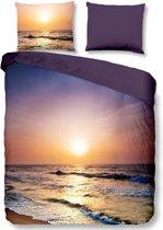 Pure Sunset - Dekbedovertrek - Lits-jumeaux - 240x200/220 cm + 2 kussenslopen 60x70 cm - Multi