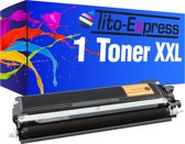PlatinumSerie® 1 x toner XL black alternatief voor Brother TN-230